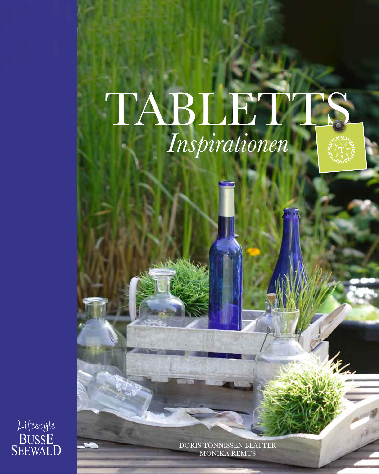 Book - tabletts